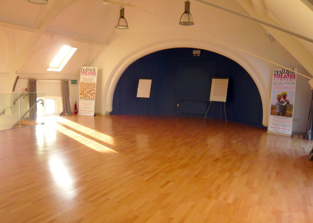 Naturals Arts Workshop Building