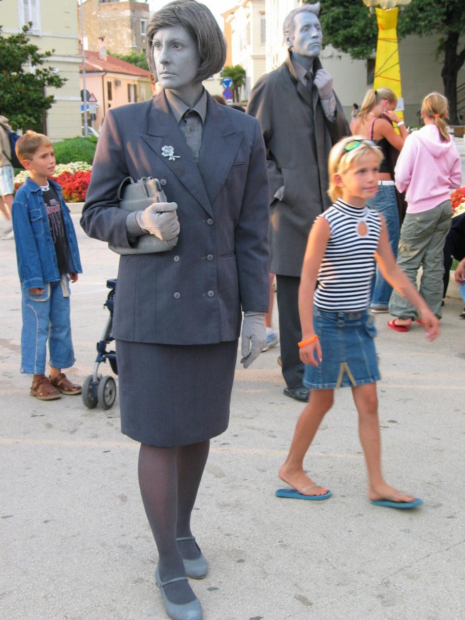 Greys & girl,Porec05(Ivana Brajdic)