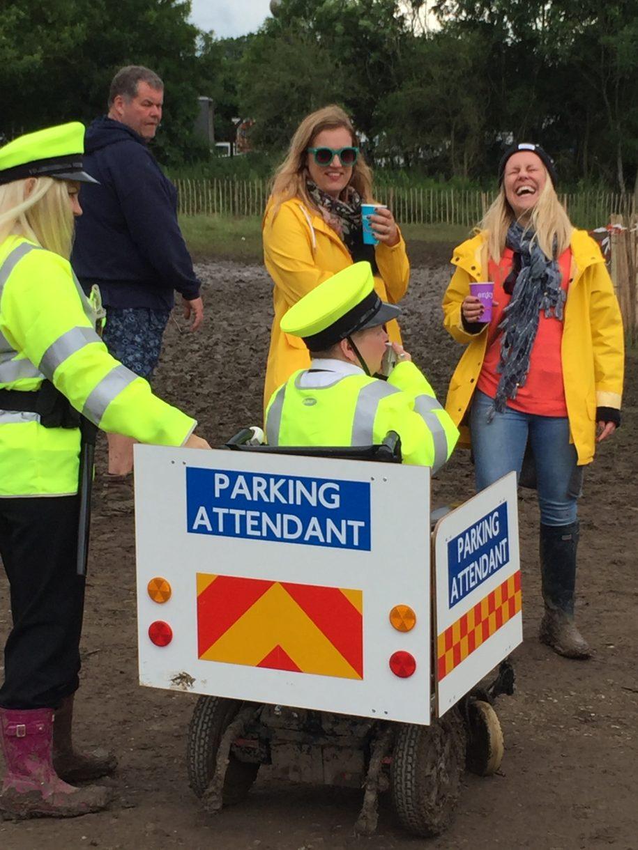 Parking Attendants