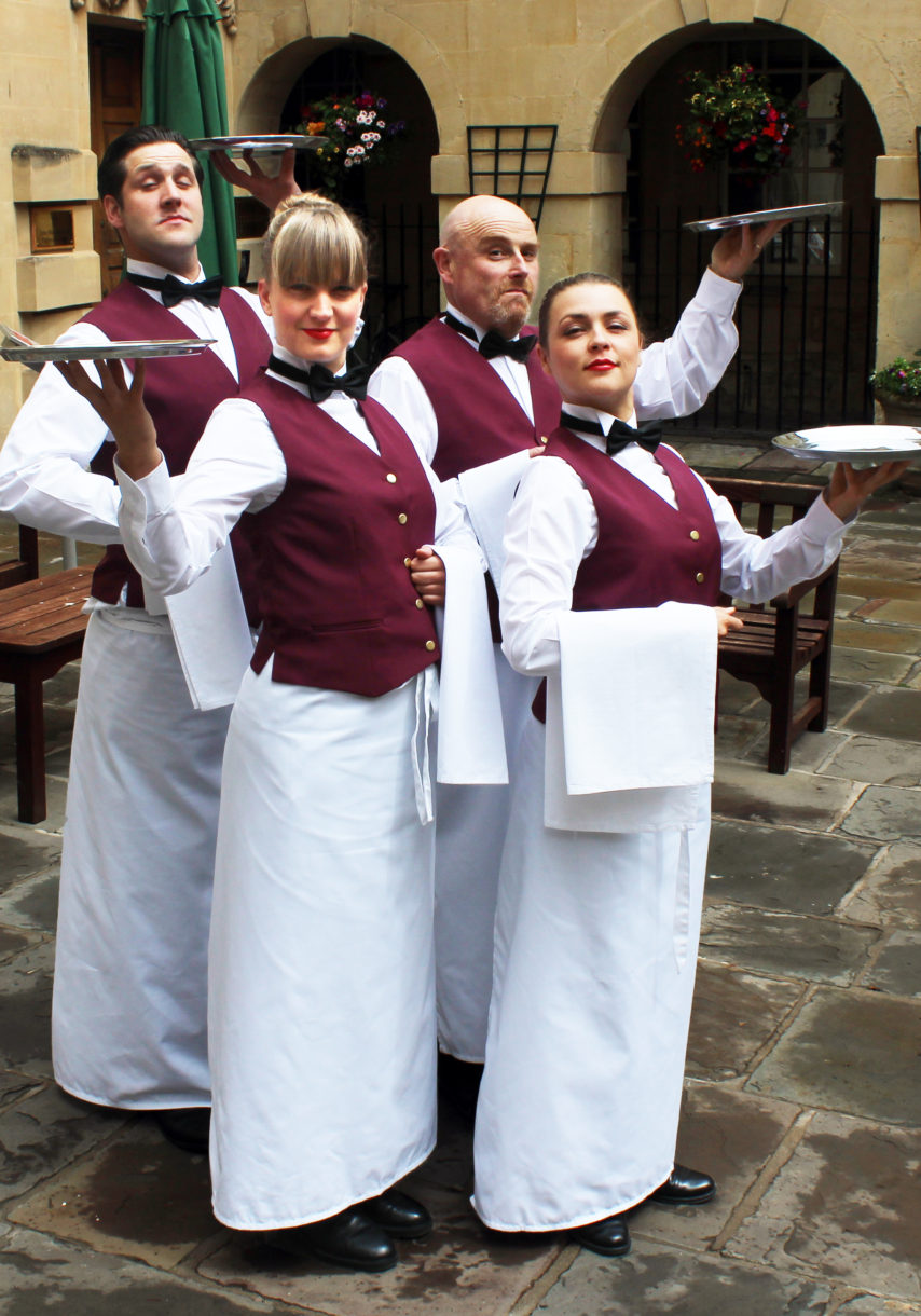 A La Carte Waiters